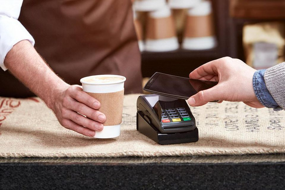 paying by mobile