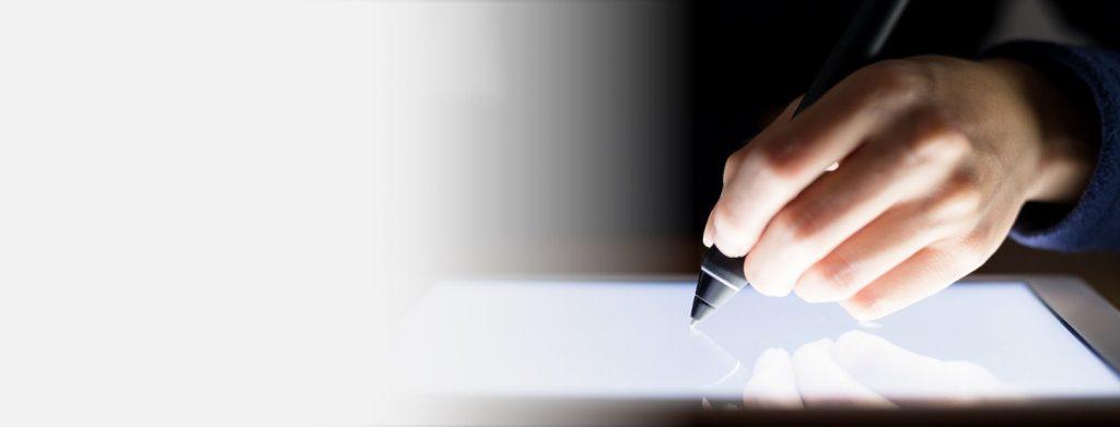 electronic client signatures