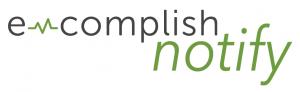 E-Complish Notify Logo